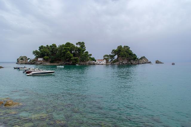přístav Parga