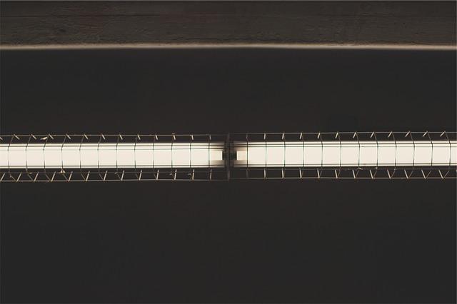 dlouhá zářivka