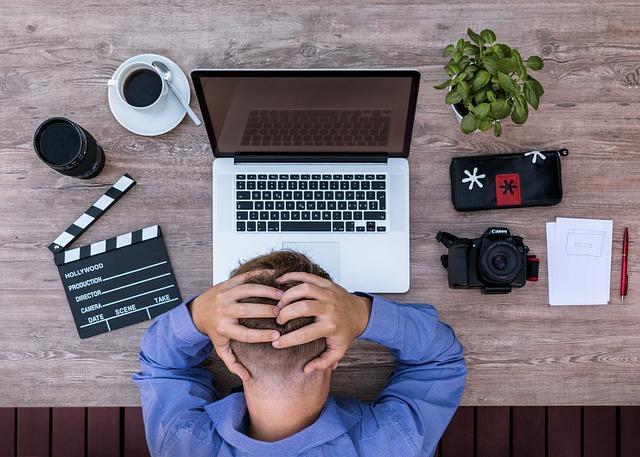 zoufalý bloger