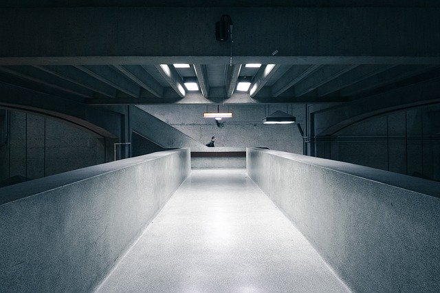 betonová stavba